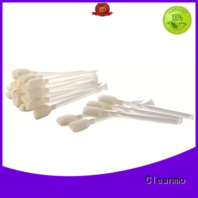 Cleanmo Aluminum Foil clean printer head manufacturer for Evolis printer