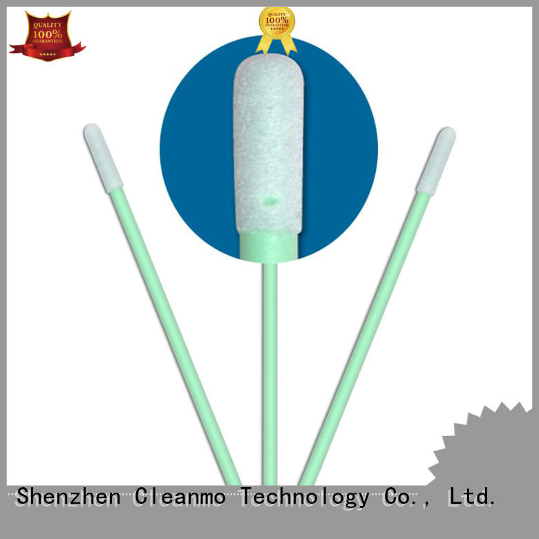 Cleanmo cost-effective cleaning swab factory price for general purpose cleaning