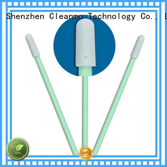 Cleanmo Brand swab foam medical mouth swabs Cleanmo supplier