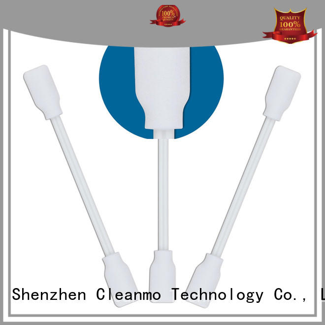 Cleanmo cost-effective swab stick manufacturer for Micro-mechanical cleaning