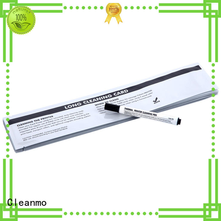 Cleanmo high quality printer cleaner wholesale for the cleaning rollers