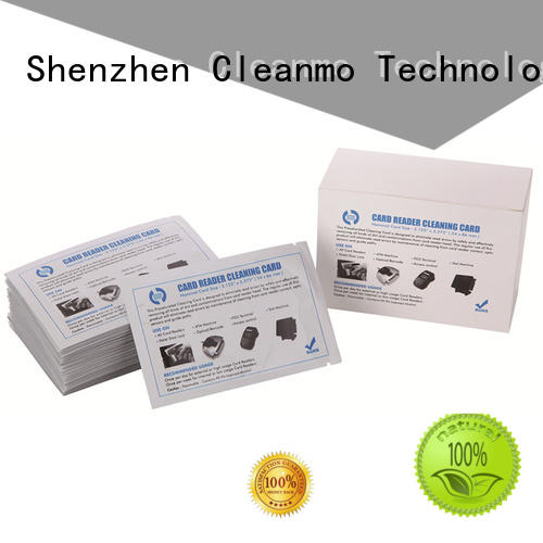 Cleanmo high quality Evolis Cleaning Pens manufacturer for Cleaning Printhead