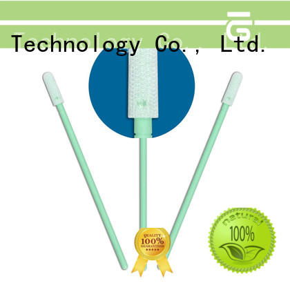 Cleanmo flexible paddle toothette oral swabs factory for optical sensors