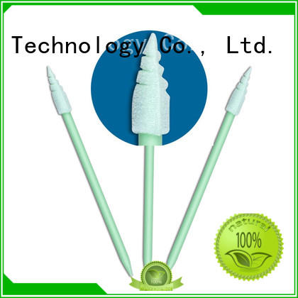 Cleanmo high quality mini cotton buds factory price for Micro-mechanical cleaning