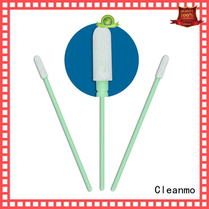cleanroom texwipe Cleanmo Brand Disposable Microfiber Swabs
