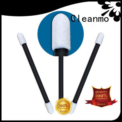 Cleanmo thermal bouded puritan swabs factory price for general purpose cleaning