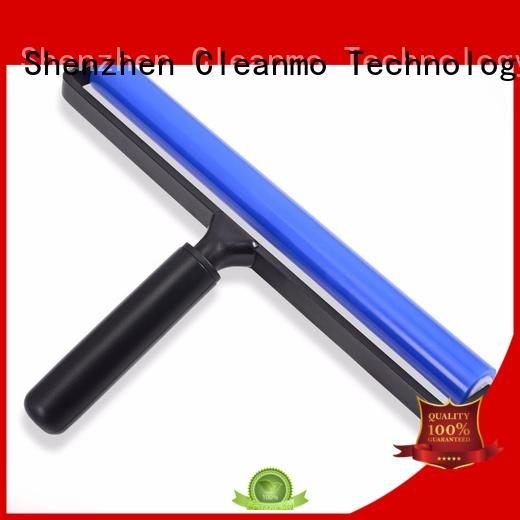 Cleanmo cost-effective lint roller wholesale for light guide plates