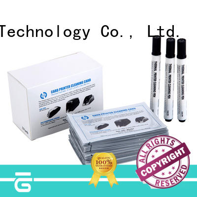 Cleanmo pvc magicard enduro cleaning kit factory for the cleaning rollers