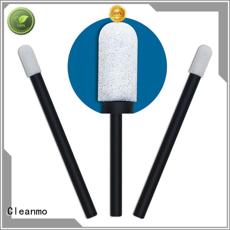Cleanmo high quality long q tips wholesale for general purpose cleaning