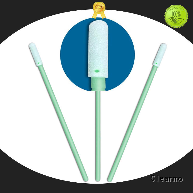 Cleanmo affordable sensor cleaning swabs factory price for general purpose cleaning