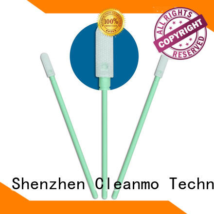 high quality microfiber swabs EDI water wash supplier for Micro-mechanical cleaning