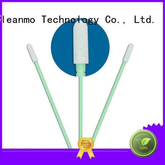 Cleanmo EDI water wash sensor swab full frame supplier for general purpose cleaning