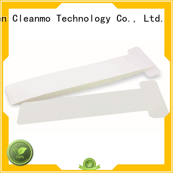 cost effective zebra cleaning card pvc supplier for cleaning dirt