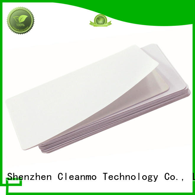 Cleanmo High and Low Tack Double Coated Tape Dai Nippon Printer Cleaning Cards wholesale for DNP CX-210, CX-320 & CX-330 Printers