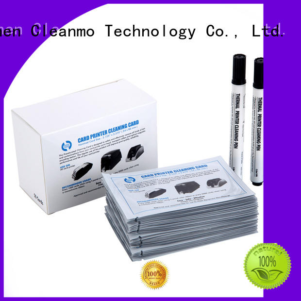 Cleanmo electronic-grade IPA thermal printer cleaning pen supplier