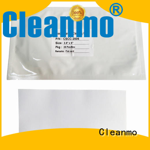 Cleanmo Brand cards cleaning reader check reader cleaning card