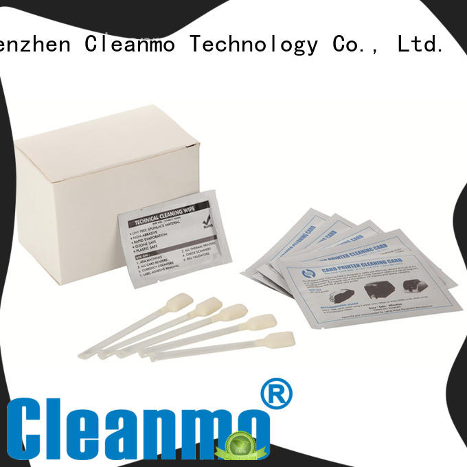 cost-effective printer cleaning supplies Hot-press compound manufacturer for ID card printers