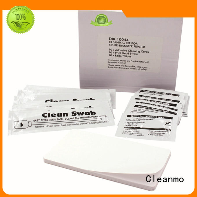 Cleanmo cost effective inkjet printhead cleaning kit manufacturer for XID 580i printer