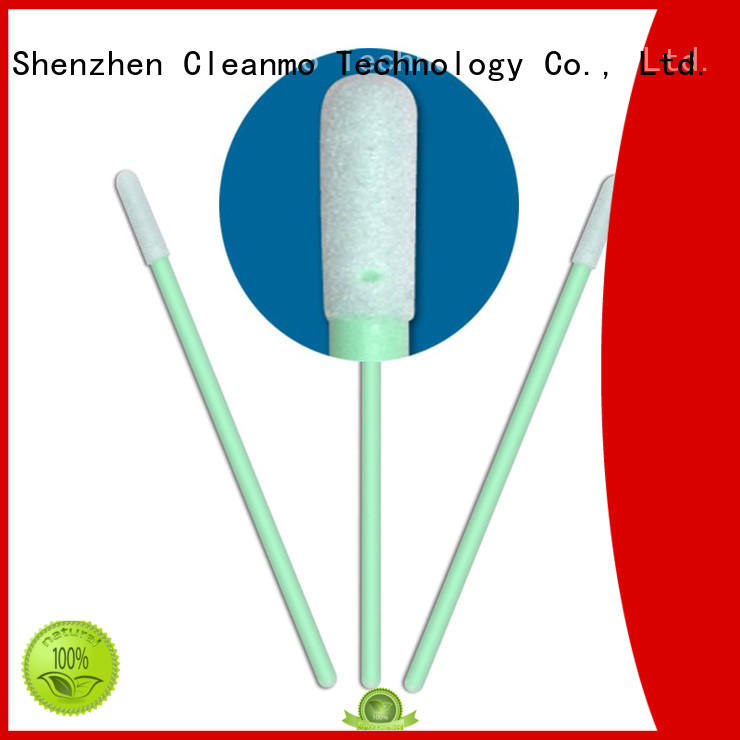 Cleanmo high quality long q tips factory price for general purpose cleaning
