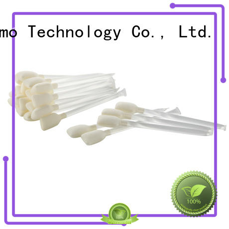 effective printhead cleaning swabs PP supplier for ID Card Printers