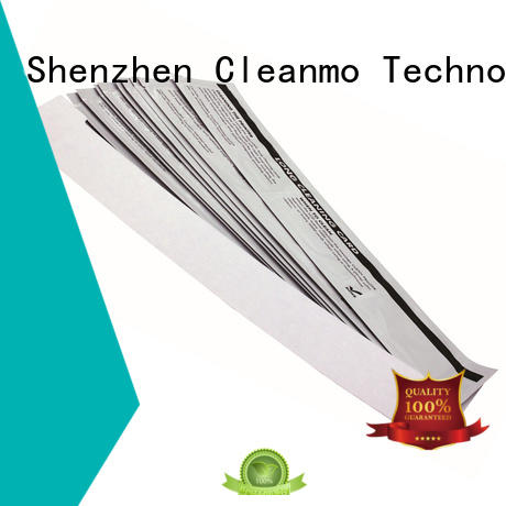 safe material IDP Smart cleaning cards Non Woven supplier for IDP SMART 30