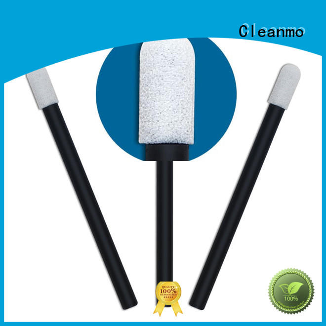 cost-effective buy sterile swabs ESD-safe Polypropylene handle factory price for Micro-mechanical cleaning