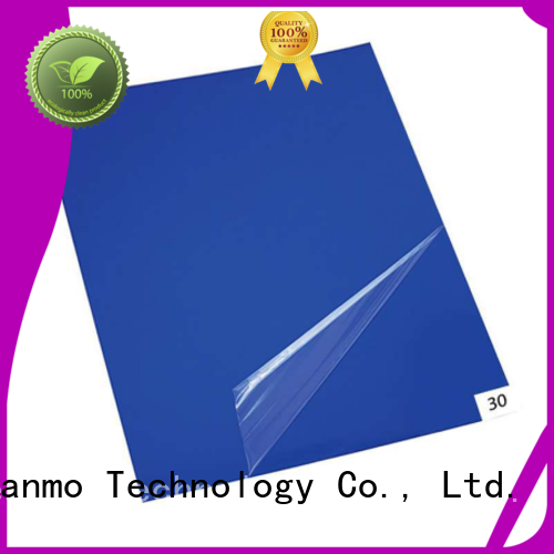 Cleanmo good quality sticky mat supplier for laboratories
