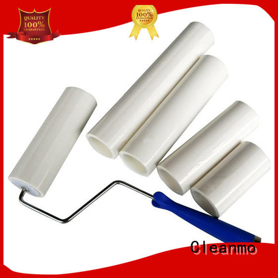 safe material sticky roller soft surface texture manufacturer for medical device