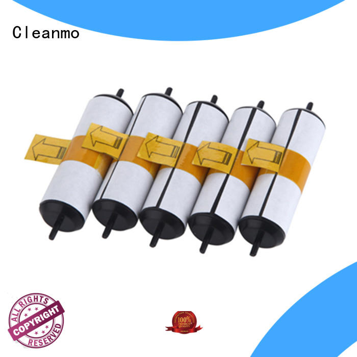 Cleanmo non woven printer cleaner manufacturer for the cleaning rollers