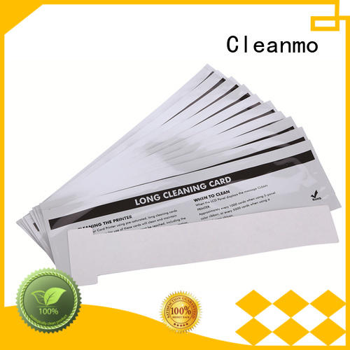 convenient printer cleaning supplies Hot-press compound supplier for ID card printers
