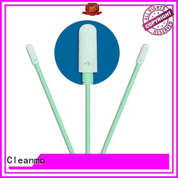 compatible swab double-layer knitted polyester manufacturer for printers