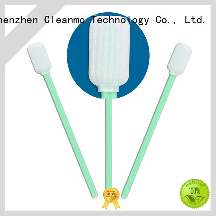 Cleanmo affordable applicator swabs factory price for general purpose cleaning
