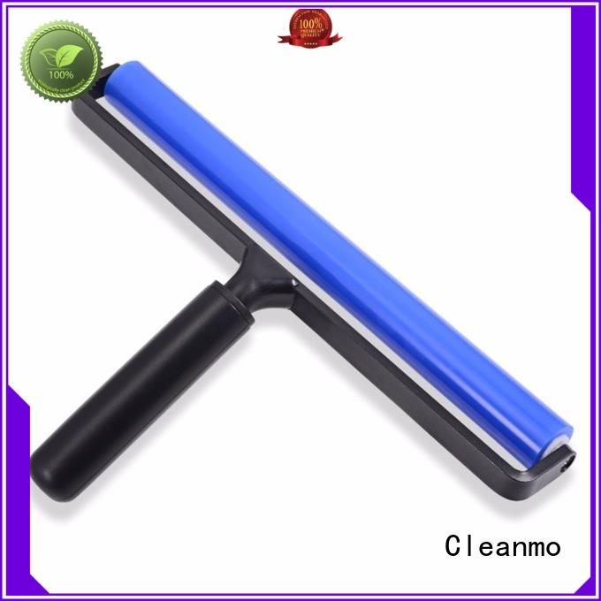 Cleanmo high quality lint roller manufacturer for LCD screen