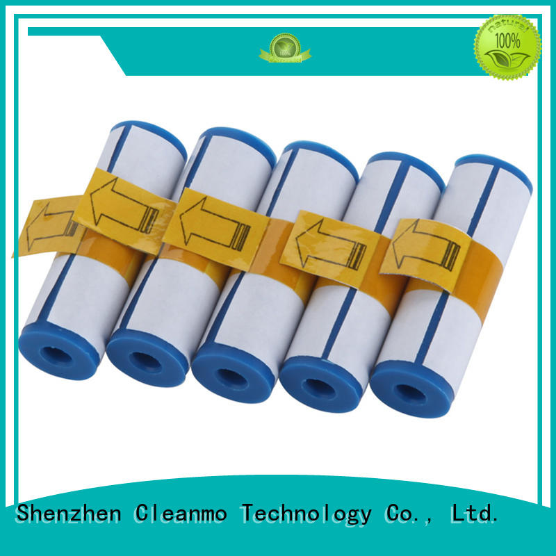 Cleanmo effective printer cleaner wholesale for the cleaning rollers