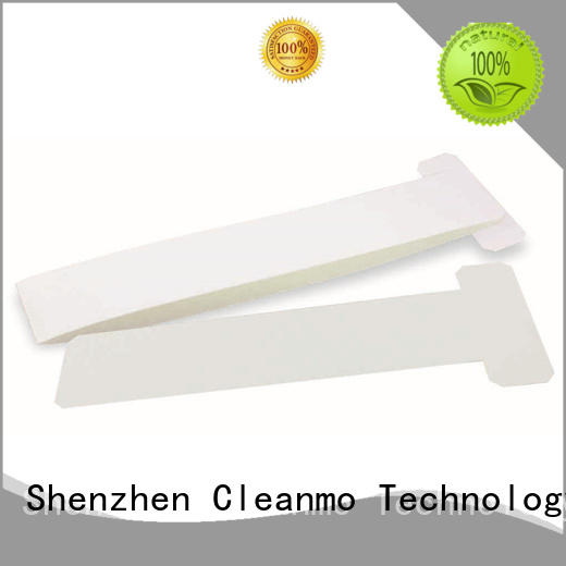 disposable zebra printer cleaning T shape wholesale for Zebra P120i printer