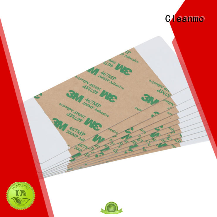 durable clean card low-tack adhesive paper supplierfor Magna Platinum