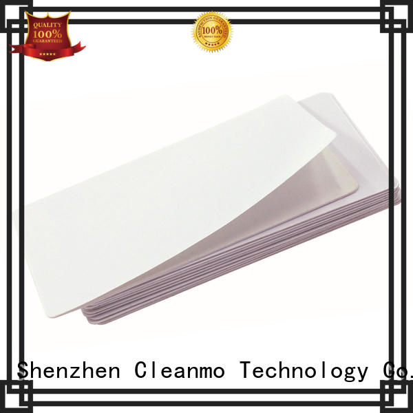Cleanmo High and Low Tack Double Coated Tape inkjet cleaning kit supplier for DNP CX-210, CX-320 & CX-330 Printers