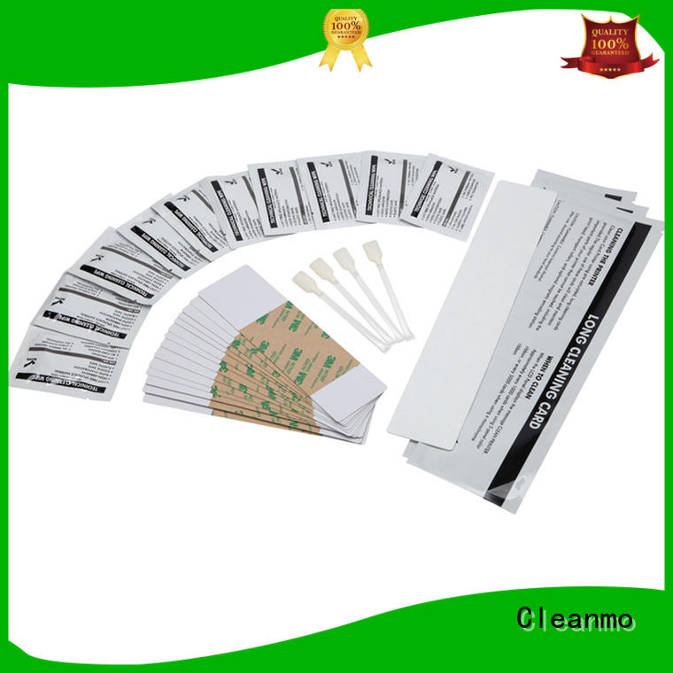 durable fargo cleaning kit Non Woven factory price for Fargo card printers