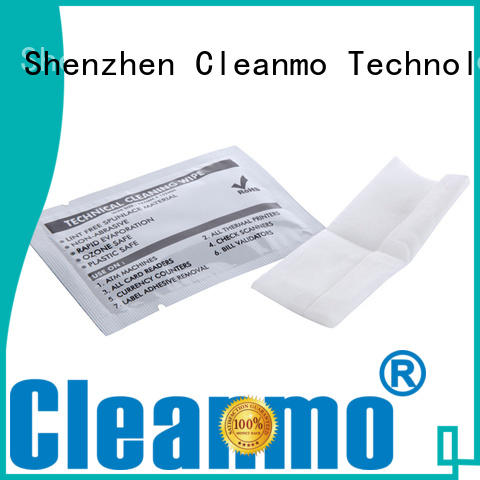 durable fargo cleaning kit Strong adhesive supplier for Fargo card printers