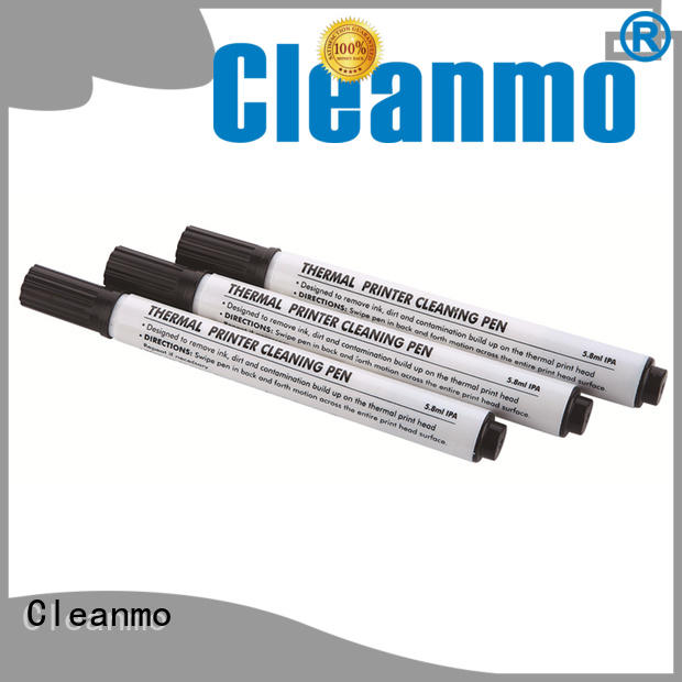 Cleanmo Electronic-grade IPA Snap Swab printer cleaning supplies manufacturer for ID card printers