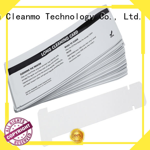 safe zebra cleaners pvc manufacturer for Zebra P120i printer