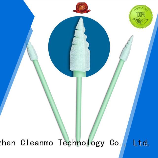 texwipe cleanroom OEM mouth swab Cleanmo