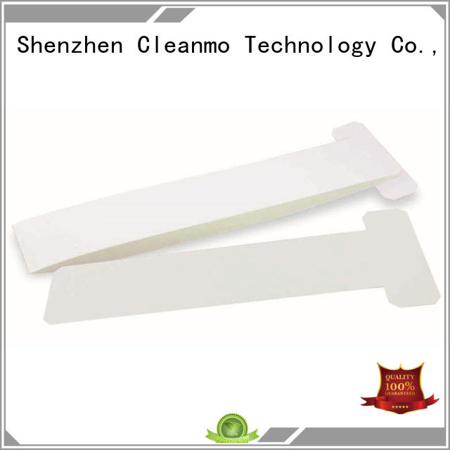 Cleanmo pvc zebra printer cleaning cards manufacturer for Zebra P120i printer