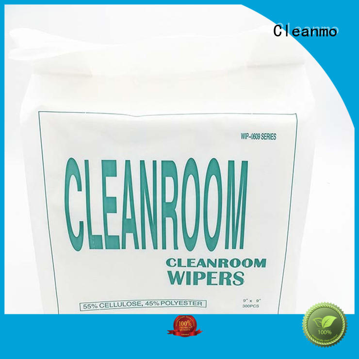 smooth industrial wipes strong absorbency supplier for lab