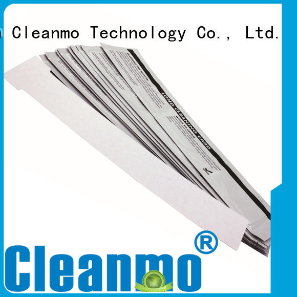 Cleanmo Electronic-grade IPA IDP Smart cleaning cards manufacturer for IDP SMART 30