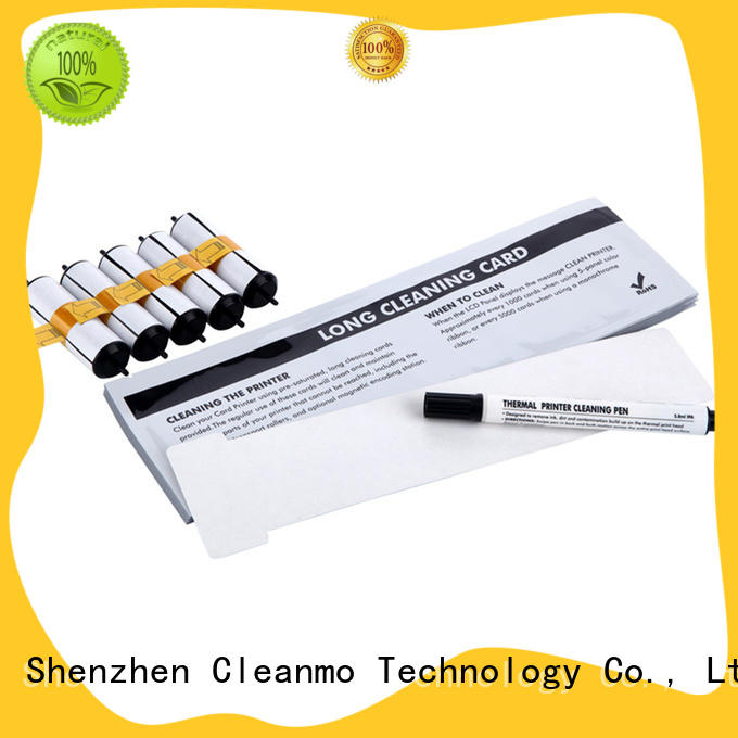 good quality magicard enduro cleaning kit non woven factory for prima printers