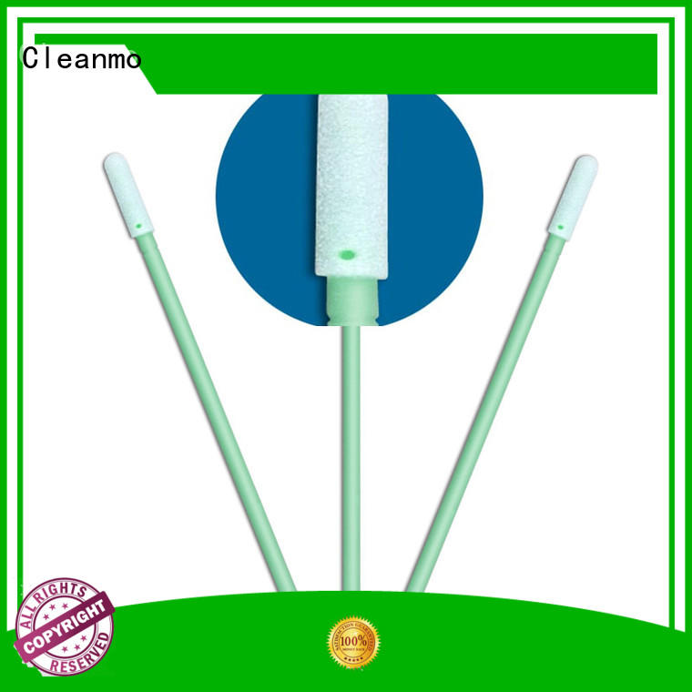cleanroom mouth swab from Cleanmo company