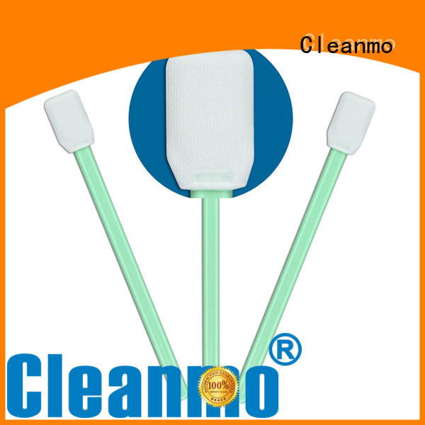 tx758 tx714 Cleanmo Brand Disposable Microfiber Swabs