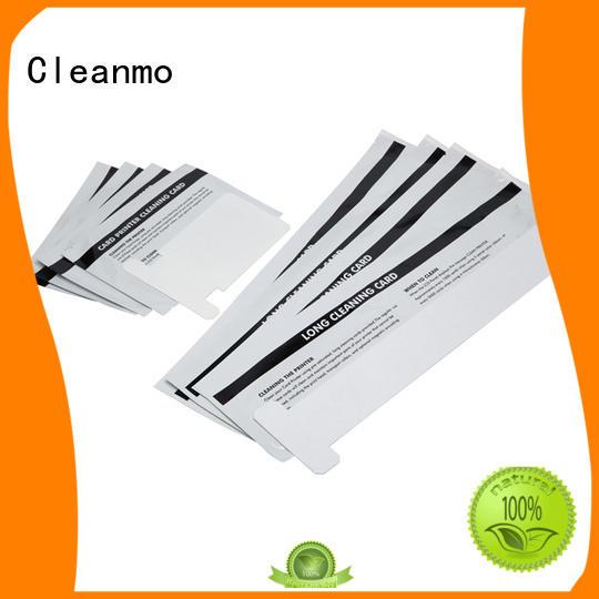 kits cleaning card zebra cleaners Cleanmo Brand company