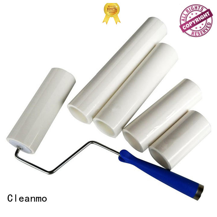 pe cleanmo roller sticky evercare lint roller Cleanmo Brand